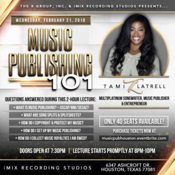 tami latrell music publishing